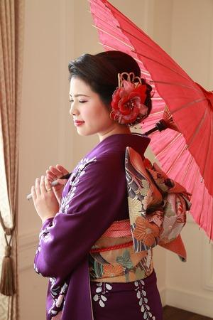 鎌倉成人振袖写真3