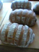 「全粒粉のパン」
