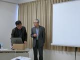 長土居さんと鎌田先生
