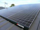 太陽光発電システムZEH