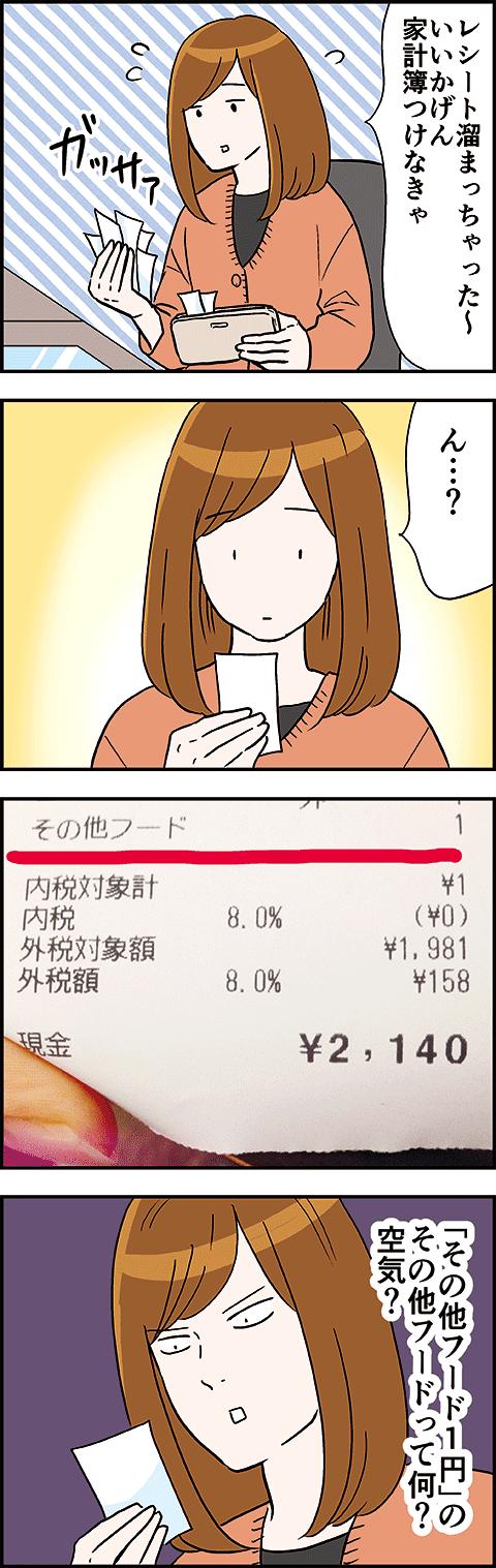 20200124-20151209 レシートにあった「其の他フード1円」