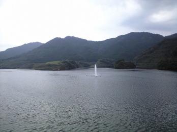 161031ダム湖