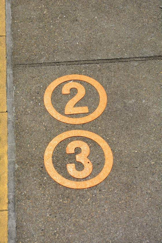 停車位置目標