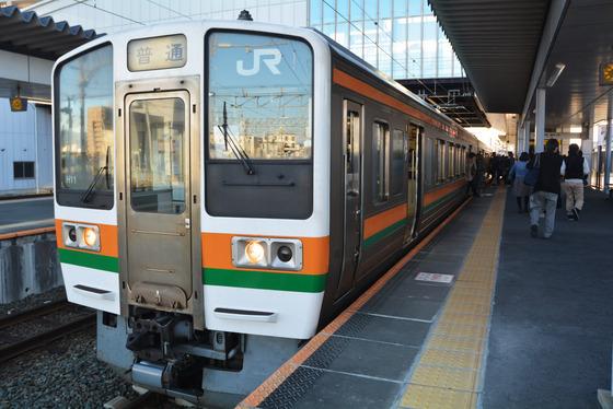 飯田線213系