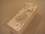 彫刻家からの贈り物
