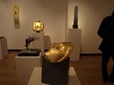 彫刻二人展