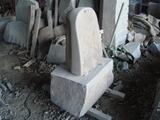 自然石墓石