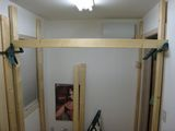 寝室フレーミング1