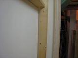 寝室フレーミング5柱