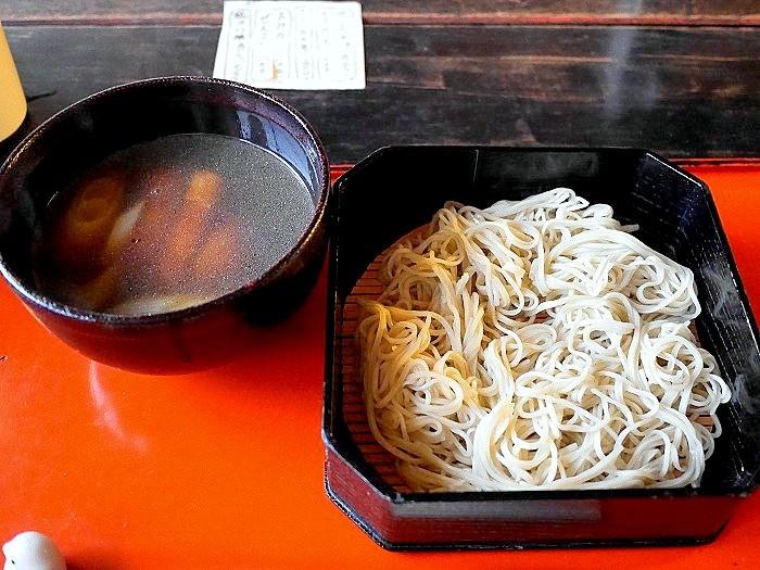 京都木津「岩船寺」と吉祥庵「とりせいろ蕎麦」1