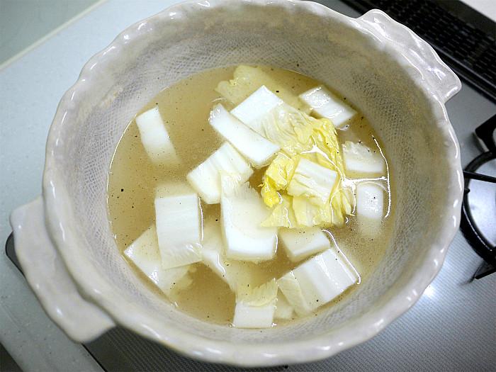 s鶏団子の春雨鍋7