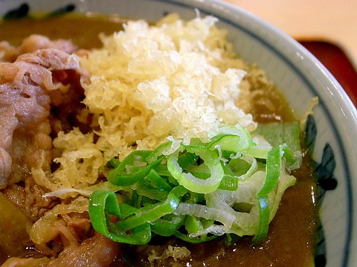 s金比羅製麺所 肉カレーうどん5