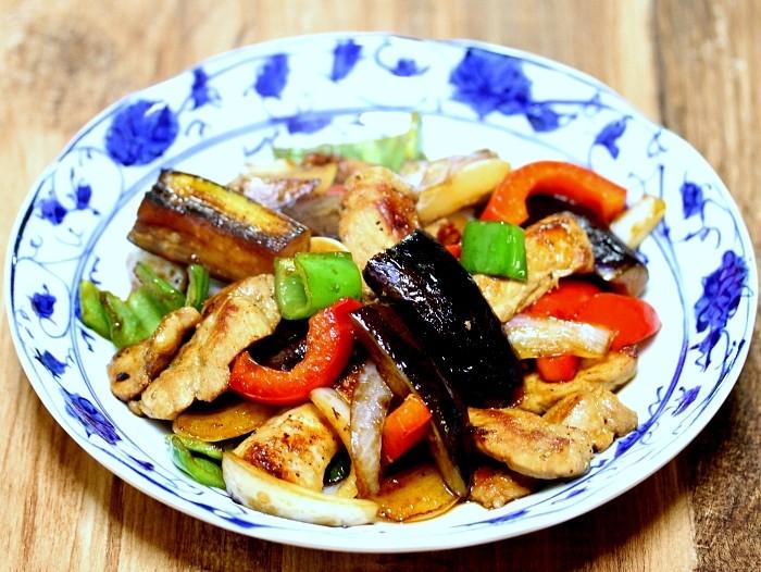s-豚肉と茄子のスタミナ炒め3