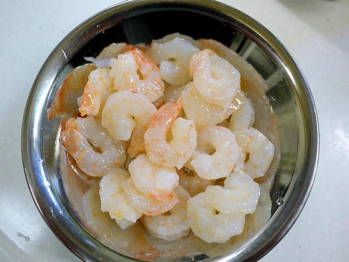 s海老と青梗菜の中華炒め煮4