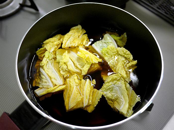 s大根ステーキと大根スープ9
