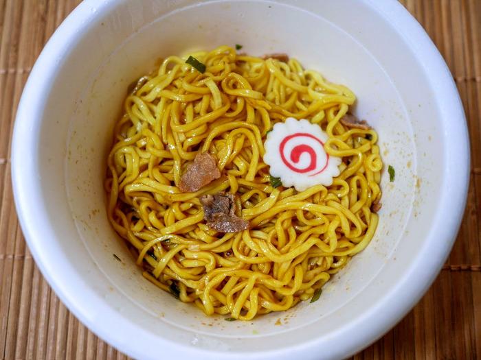 マルちゃん正麺油そば4