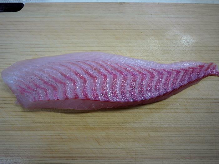 鯛のバルサミコソテー4