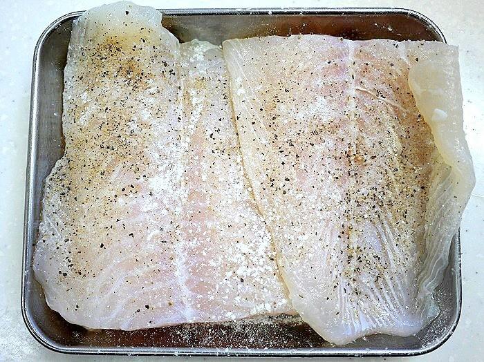 s-まさに白身魚のソテー5