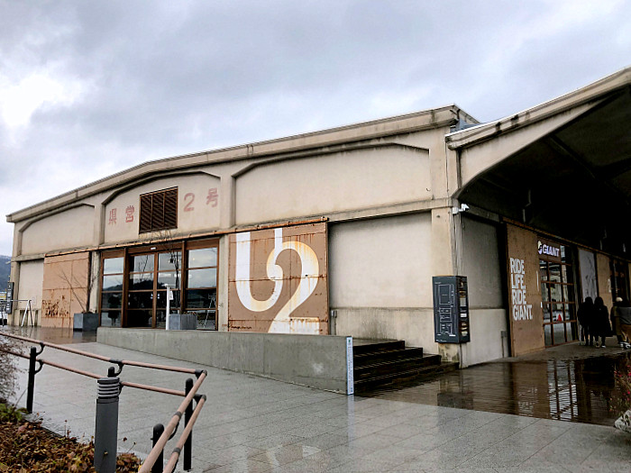 sテレビCMにもなってる尾道の新名所『ONOMICHI U2』1