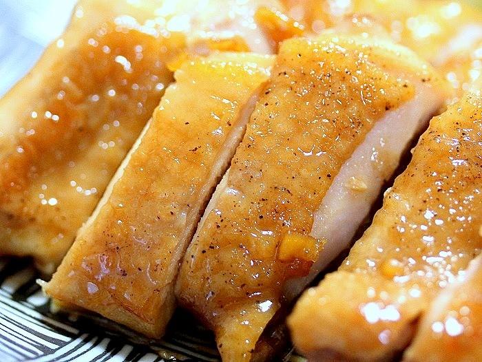 s-ダブル生姜の鶏の照り焼き2