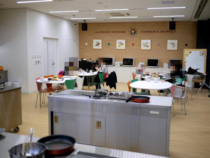 sサンドイッチ料理教室4