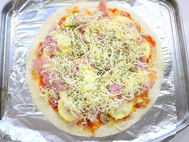 s-生ハムのピザ7