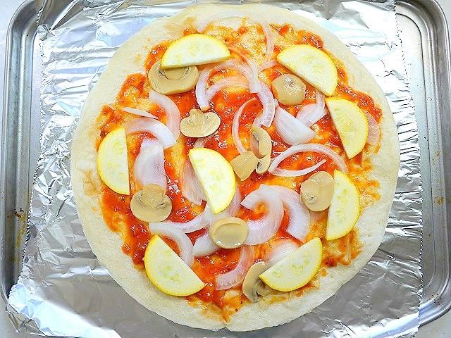 s-生ハムのピザ5