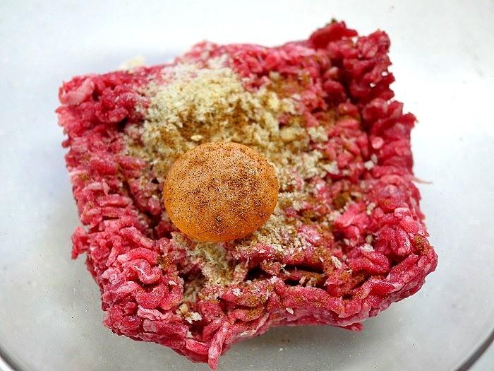 s-牛ひき肉100%ハンバーグ3