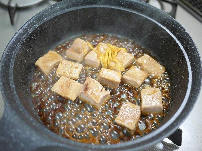 s-マグロの生姜焼き7