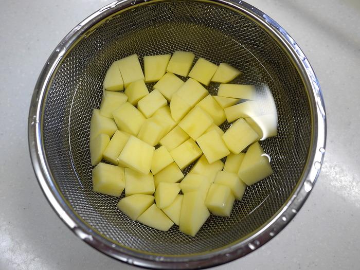 ツナマヨポテトサラダ5