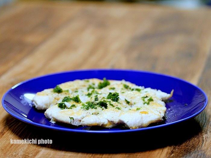 s-鶏むね肉の薄々チーズ焼き1