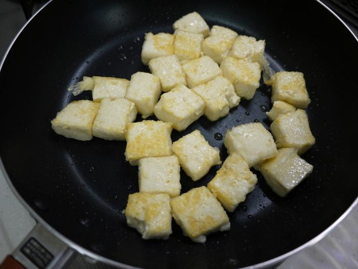 s揚げ出し麻婆豆腐7