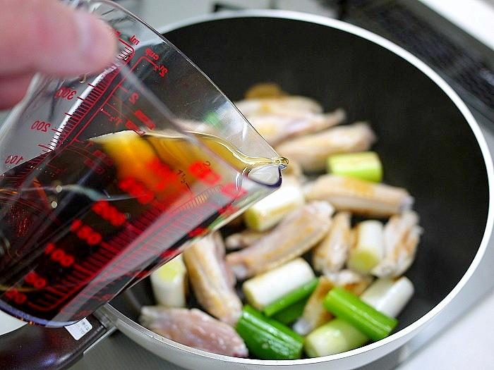 s-手羽中と白葱の炒め煮5