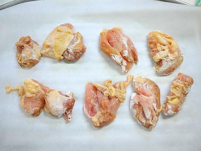 s-揚げない鶏の竜田焼き6