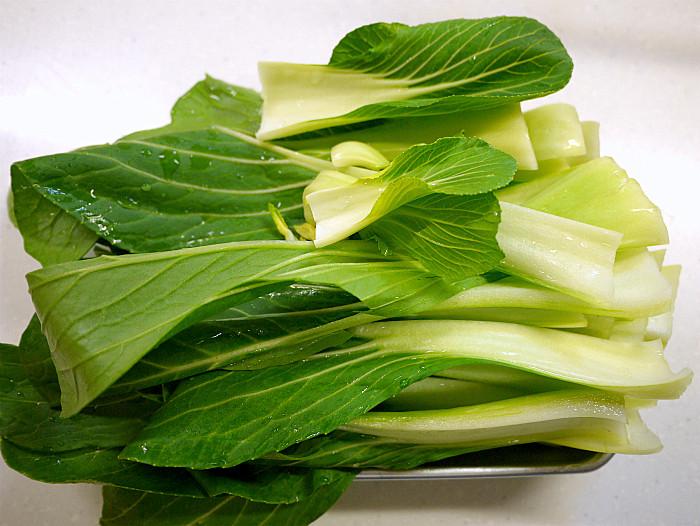 s海老と青梗菜の中華炒め煮3
