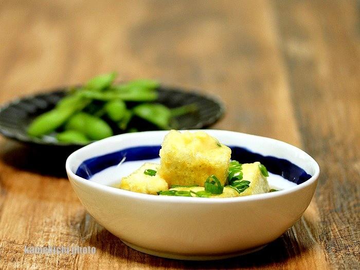 s-コロコロ揚げだし豆腐と枝豆1