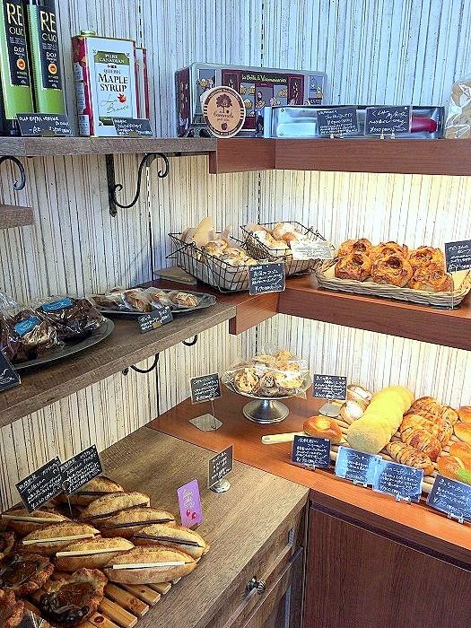 街のパン屋さんたまに・・2