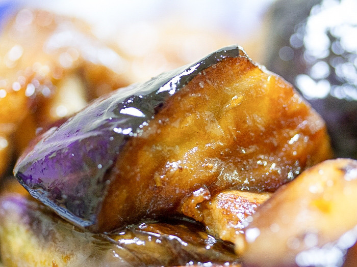 s-茄子と豚肉の生姜焼き2