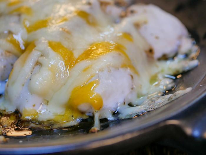 鯛のバルサミコ酢チーズ焼き7