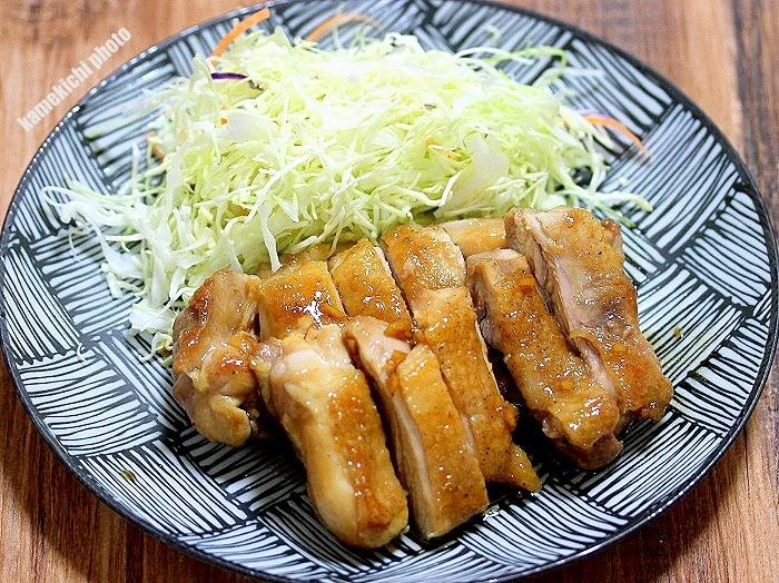s-ダブル生姜の鶏の照り焼き1