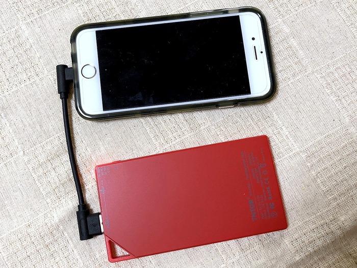 新しいモバイル充電器5
