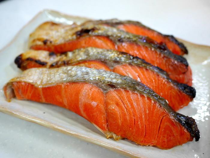 美味しい紅鮭3