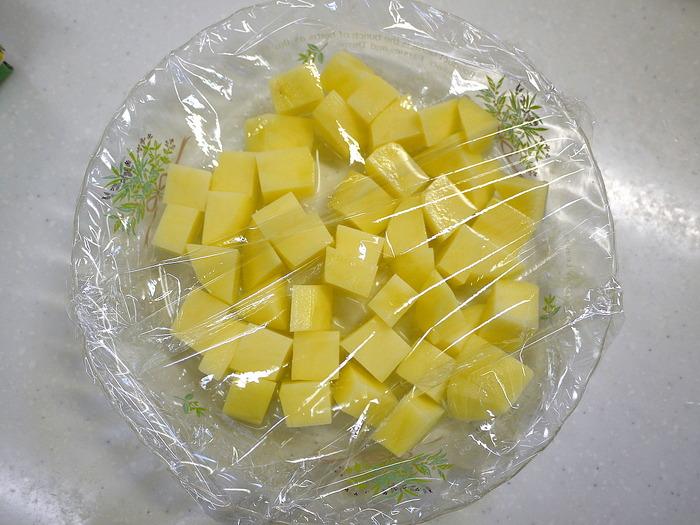 ツナマヨポテトサラダ6