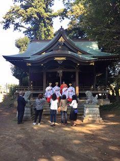20151019 浦安の舞 記念撮影