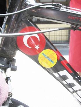 ロジャーのバイク