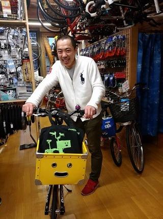 山田さんの店訪問:180315