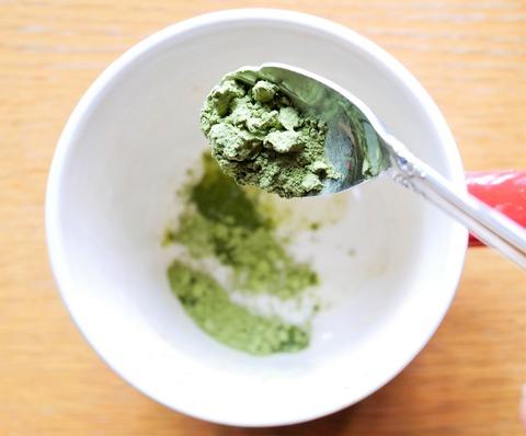 コーヒーから緑茶へ
