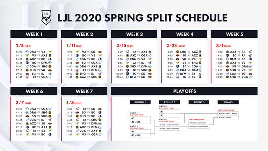 LJL-2020-Schedule_Spring