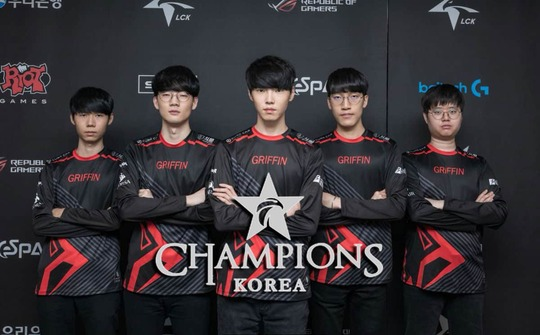Griffin-Clan-Team-Korea-LCK-LoL-League-of-Legends-Esports