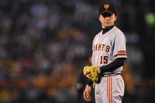 澤村拓一(27) 通算38勝37敗36S 防御率2.61